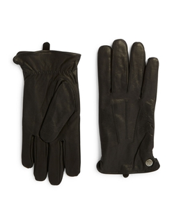 Bugatti - Leather Tech Gloves