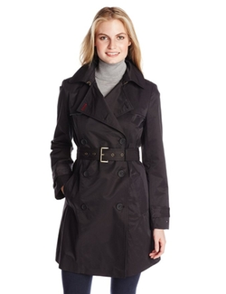 Tommy Hilfiger - Double-Breasted Trench Coat