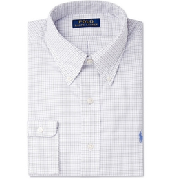 Polo Ralph Lauren - Check Cotton-Poplin Shirt