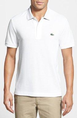 Lacoste  - Piqué Polo Shirt