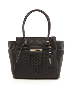 Jessica Simpson  - Priscila Lazer-Cut Perforated Tote
