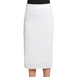Helmut Lang - Jersey-Knit Midi Skirt