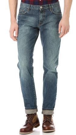Won Hundred - Dean Vintage Slim Jeans