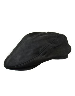 Crown Cap  - Leather Ivy Cap