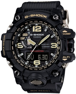Casio - G-SHock Mudmaster Watch