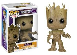 Funko  - POP Marvel: Guardians of The Galaxy - Groot Vinyl Figure