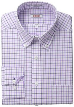 Izod - Grid-Check Shirt