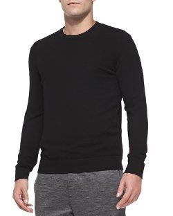 Theory   - Cashmere Dermont Crewneck Sweater