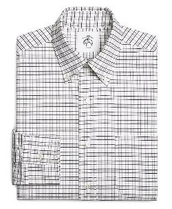Brooks Brothers - Tattersall Oxford Button-down Shirt