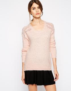 Jasmine - Fluffy Sweater