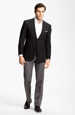 Canali - Solid Wool Blazer