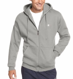 Champion - Fleece Full-Zip Hoodie