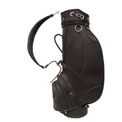 Piel - Deluxe 9 Leather Golf Bag