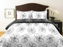 City Scene  - Luna Duvet Cover Set