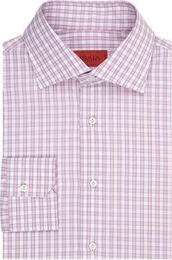 Isaia - Check Shirt