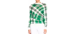Stella McCartney - Solid Check Sweater