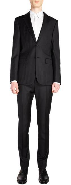 Balenciaga - Pinstriped Suit