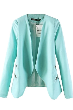 Pink Queen - Spring Shawl Collar Suit Blazer