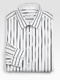 Robert Graham - Satin Stripe Dress Shirt