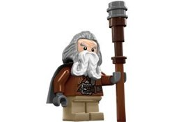 Lego  - Hobbit Oin The Dwarf Minifigure