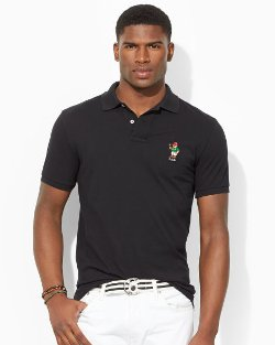Ralph Lauren - Custom-Fit Polo Shirt