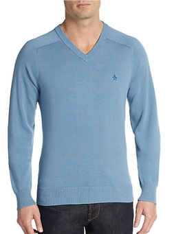 Original Penguin  - V-Neck Sweater