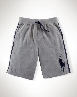 Ralph Lauren - Cotton Active Pull-On Shorts