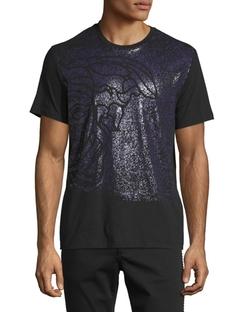 Versace Collection - Medusa Print Short-Sleeve T-Shirt