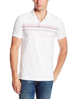 Calvin Klein - Chest Stripe Polo Shirt