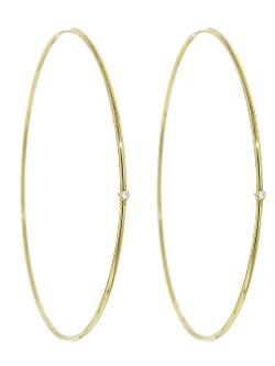 Ylang 23 - Large Hoop Earrings