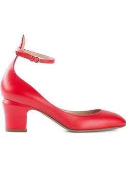 Valentino Garavani - Ankle Strap Pumps