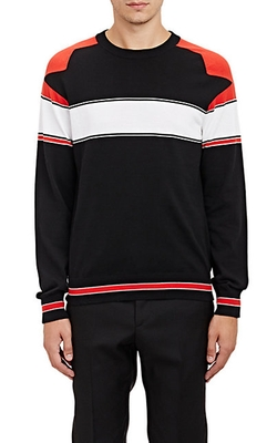 Givenchy  - Striped Crewneck Sweater