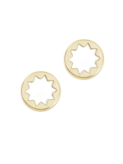 House Of Harlow 1960 - Sunburst Stud Earrings