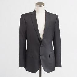J. Crew - FACTORY THOMPSON SUIT JACKET WITH DOUBLE VENT
