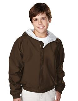 Tri-Mountain  - Boys Water-resistant Bay Watch Jacket
