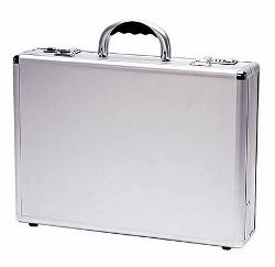 Tz 4 Case - Aluminum Panel Attache Case