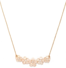 Forever 21 - Flower Pendant Necklace