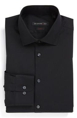 John Varvatos Star US - Slim Fit Dress Shirt