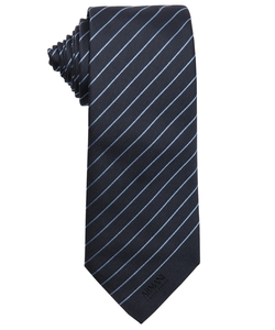 Armani - Diagonal Stripe Patterned Silk Tie