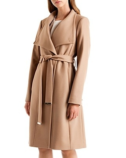 Ted Baker - Lorili Long Wrap Coat