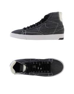 Nike - High-Top Sneakers