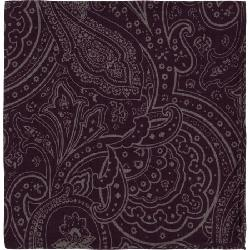 Fairfax - Paisley Print Pocket Square