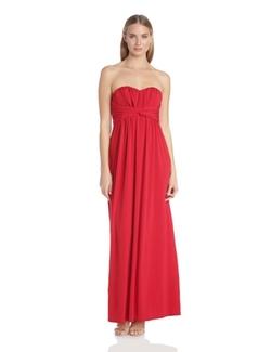 Jessica Simpson  - Strapless Maxi Dress