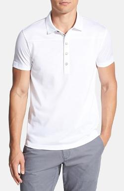 Hugo Boss  - Arpino Slim Fit Piqué Polo Shirt
