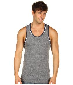 Alternative  - Double Ringer Tank Top