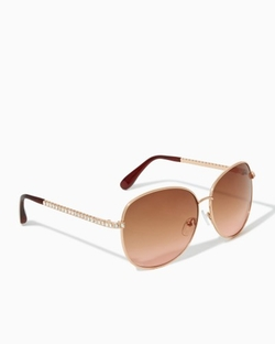 Charming Charlie - Sparkle Arms Sunglasses