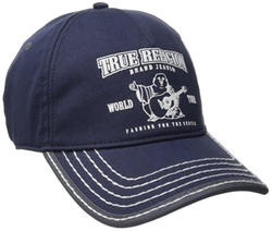 True Religion  - Puff Buddha Baseball Cap