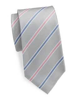 Vince Camuto - Striped Silk Tie