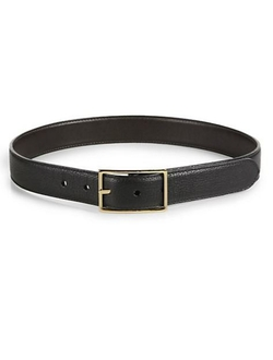 W. Kleinberg  - Reversible Nappa Leather Belt