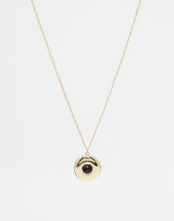 Asos Collection - Mono Bead Necklace
